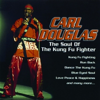 Cover of the track The Soul of the Kung Fu Fighter