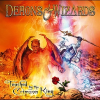 Cover of the track Touched by the Crimson King