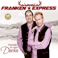 Cover of the track Freunde, wir sagen Danke