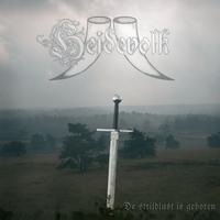 Cover of the track De strijdlust is geboren