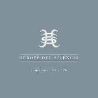 Couverture du titre Héroes del Silencio - Canciones 84-96