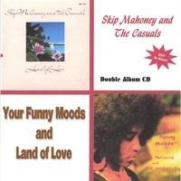 Cover of the track Land of Love and Your Funny Moods 2 Cd Set