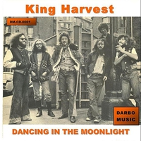 Cover of the track Dancing In the Moonlight - Single