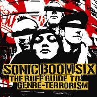 Couverture du titre The Ruff Guide to Genre-Terrorism