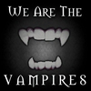 Cover of the album We Are The Vampires - EP