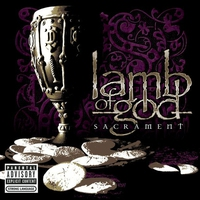 Cover of the track Sacrament