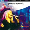 Cover of the album You Are My World (Live)