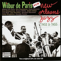 Cover of the track New New Orleans Jazz