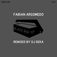 Couverture du titre Black Box EP