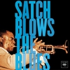 Couverture de l'album Satch Blows the Blues