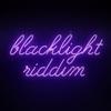 Cover of the album Dre Skull Presents Blacklight Riddim - EP
