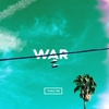 Cover of the album War - Single
