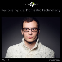 Cover of the track Personal Space. Domestic Technology (Part 1)