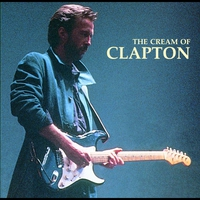 Cover of the track The Cream of Clapton