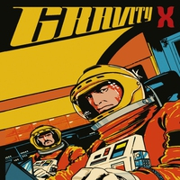 Cover of the track Gravity X