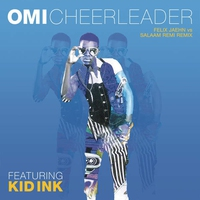 Cover of the track Cheerleader