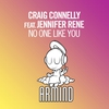 Couverture de l'album No One Like You (feat. Jennifer Rene) - Single