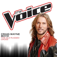 Cover of the track The Old Rugged Cross (The Voice Performance) - Single