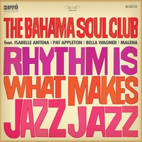 Couverture du titre Rhythm Is What Makes Jazz Jazz