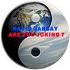 Couverture de l'album Are You Joking ? - EP (feat. Caroline Sartore)