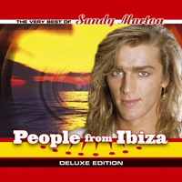 Cover of the track People from Ibiza: The Very Best of Sandy Marton (Deluxe Edition)