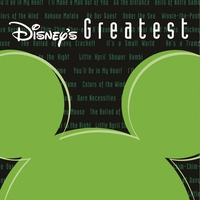 Cover of the track Disney's Greatest, Vol. 1
