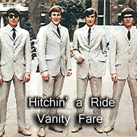 Cover of the track Hitchin' a Ride