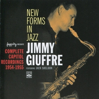 Cover of the track New Forms in Jazz: Complete Capitol Recordings (1954-1955) [feat. Jack Sheldon]