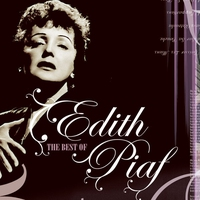 Cover of the track The Best of Édith Piaf