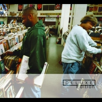 Cover of the track Endtroducing… (Deluxe Edition)