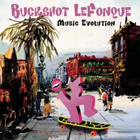 Cover of the track Music Evolution