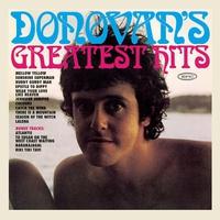 Couverture du titre Donovan's Greatest Hits