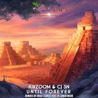 Couverture du titre Until Forever - EP