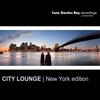 Couverture de l'album City Lounge  New York edition