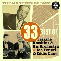 Cover of the track The Chronological Classics: Erskine Hawkins and His Orchestra 1936-1938
