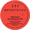 Cover of the album Texas Puissance 77 EP