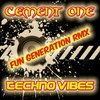Couverture de l'album Techno Vibes (feat. Fun Generation) - Single