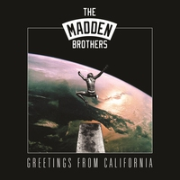 Couverture du titre Greetings From California