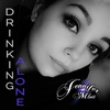 Couverture de l'album Drinking Alone - Single