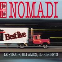 Cover of the track Le strade, gli amici, il concerto