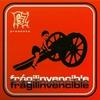 Couverture de l'album Frágilinvencible