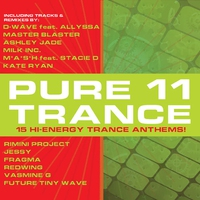 Cover of the track Pure Trance 11 (15 Hi-Energy Trance Anthems!)