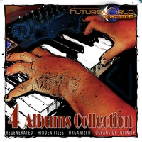 Cover of the track 4 Albums Collection: Regenerated / Hidden Files / Organized / Oceans of Infinity