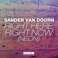 Couverture du titre Right Here Right Now (Neon) - Single