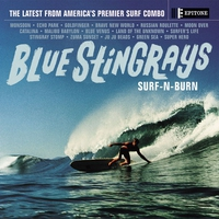 Cover of the track Surf-N-Burn