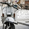 Couverture de l'album Funk Star Legend Vol. 4 (80's Funk Music Rare Tracks)