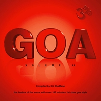 Couverture du titre Goa, Vol. 44 (Compiled By DJ ShaMane)
