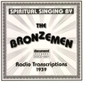Cover of the album The Bronzemen - Radio Transcriptions (1939)
