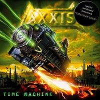 Couverture du titre Time Machine