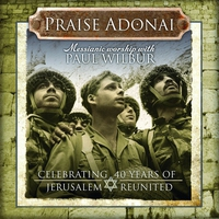 Cover of the track Praise Adonai